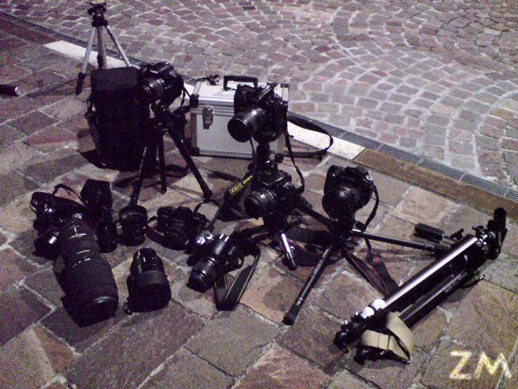 4人分のカメラ♪